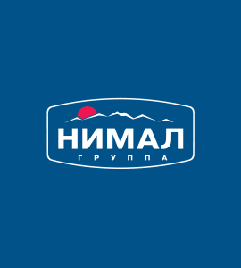 Логотип Нимал