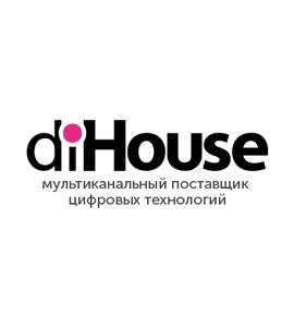 Логотип Di House