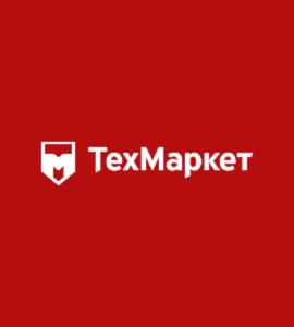 Логотип Техмаркет