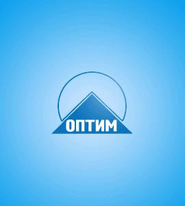Логотип Оптим