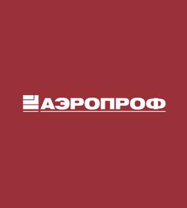 Логотип Аэропроф