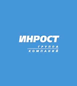 Логотип Инрост