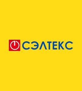 Логотип Сэлтекс