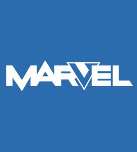 Логотип Марвел