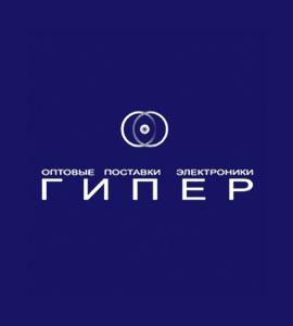 Логотип Гипер
