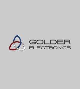 Логотип Голдер Электроникс