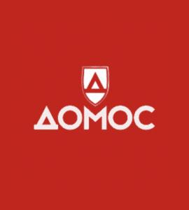 Логотип Домос