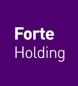Логотип Форте