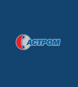 Логотип Астром