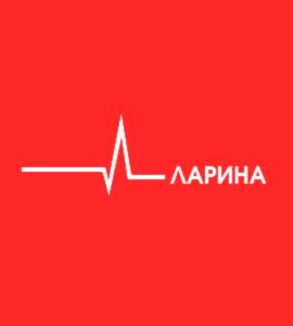 Логотип Ларина