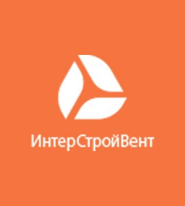 Логотип Интерстройвент