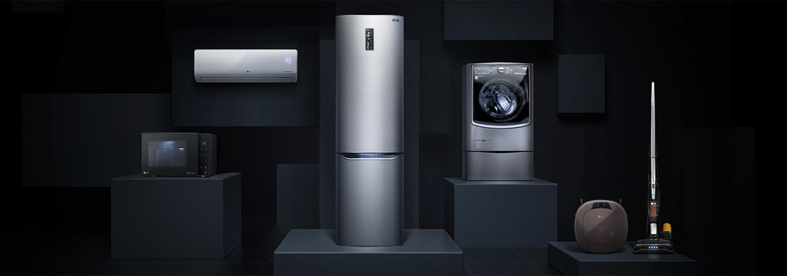 Бытовая техника и электроника LG