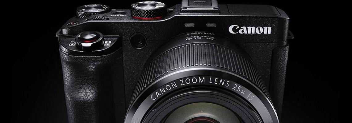Фото- и видеотехника Canon