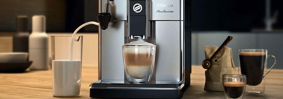 Кофемашины и кофеварки Saeco