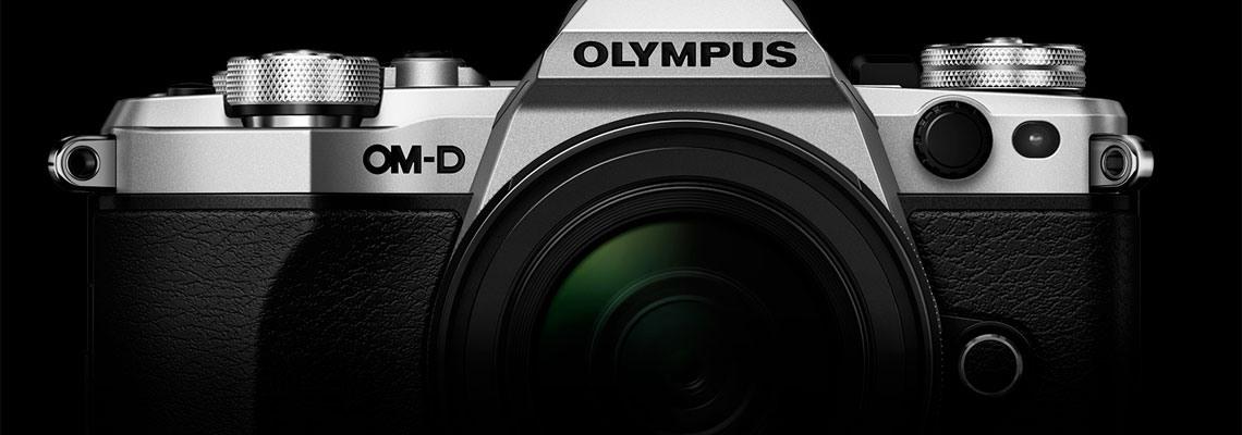 Фототехника и диктофоны Olympus