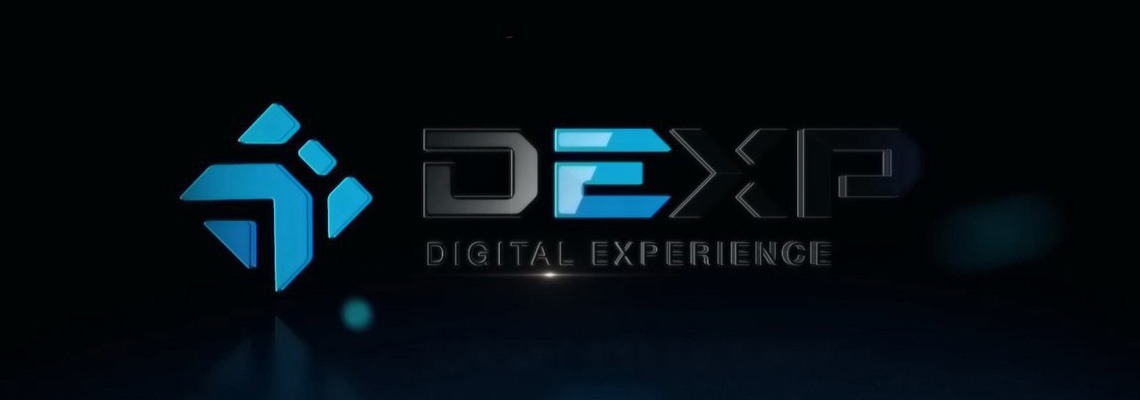 Электроника и бытовая техника DEXP