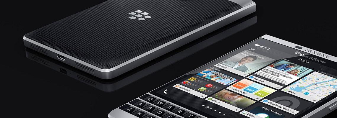Электроника BlackBerry