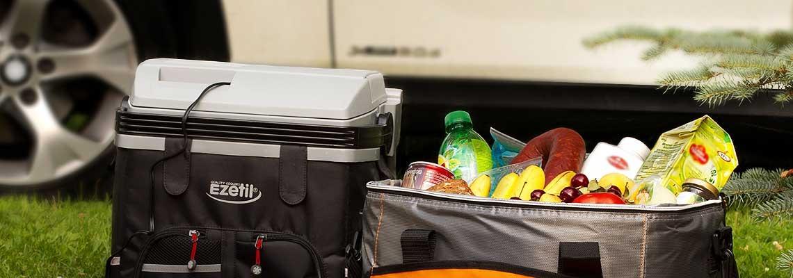 Автомобильные холодильники EZETIL