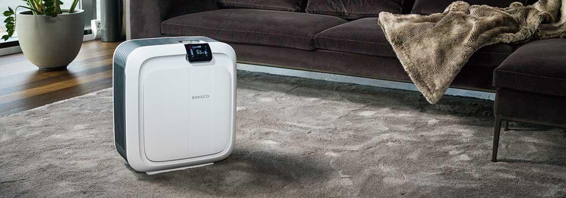Климатическая техника BONECO и Air-O-Swiss