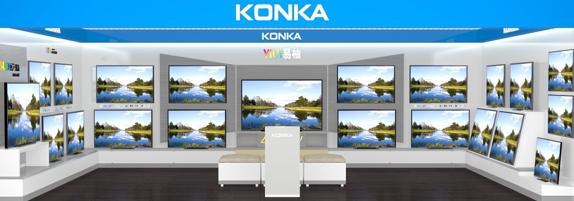 Телевизоры KONKA