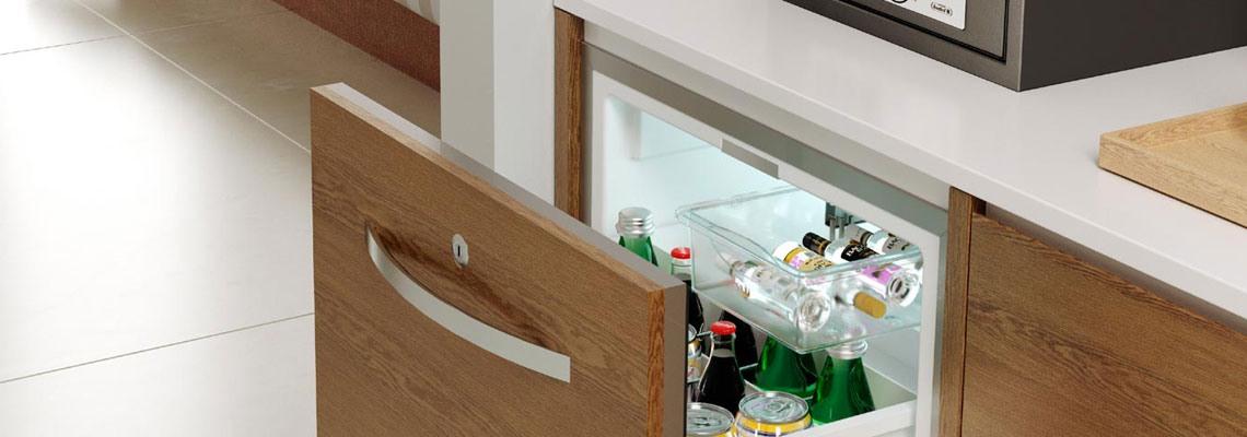Винные шкафы и холодильники IndelB