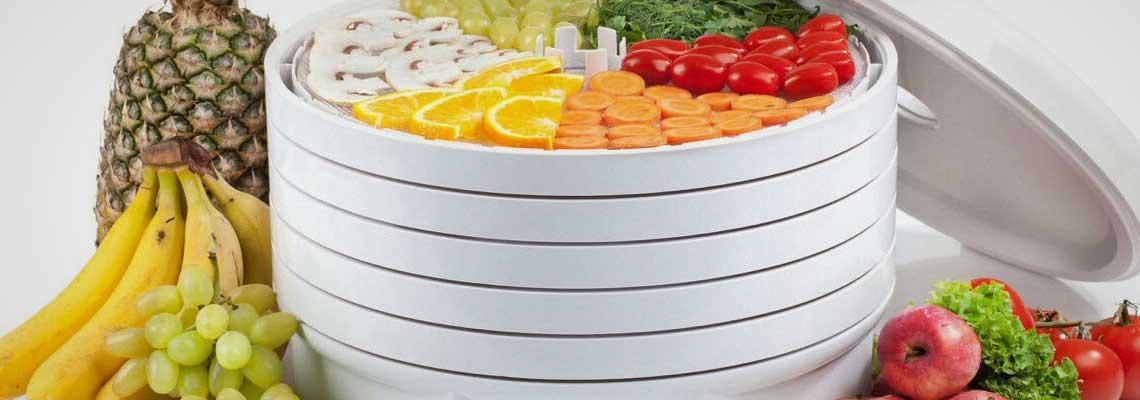 Сушилки для овощей и фруктов MOLGATO