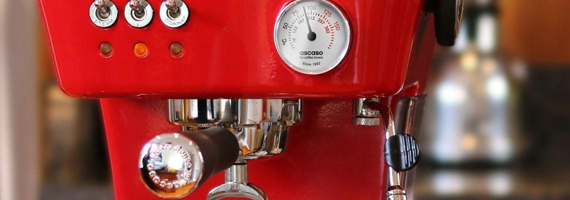 Кофеварки Ascaso