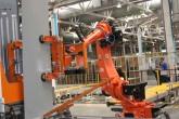 Роботы на заводе Haier