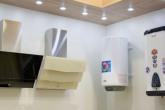 Вытяжки SVAR и водонагреватели De Luxe