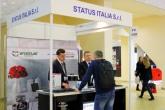 Стенд компании STATUS ITALIA S.R.L.
