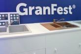 Кухонные мойки и смесители GranFest