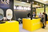 Стенд компании М-СТОУН (бренд Maxstone)