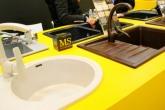 Кухонные мойки и смесители Maxstone