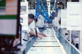 Линия производства на предприятии