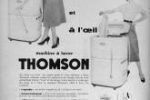 Стиральная машина THOMSON, 1950 год