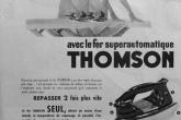 Утюги THOMSON, 1950 год