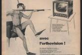 Телевизор DUCRETET-THOMSON, 1957 год