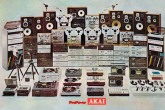 Различная аппаратура, выпускаемая под брендом Akai