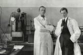 Шведские студенты — инженеры Балтазар вон Платен и Карл Мюнтерс
