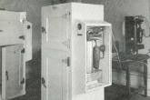 Первый встроенный компактный холодильник Electrolux