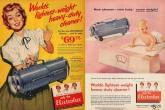 Печатная реклама пылесоса Electrolux