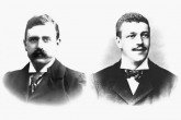 Основатели компании Philips Жерар Филипс и Антон Филипс