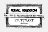 Старая вывеска компании Bosch