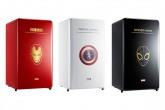 Холодильники Daewoo Electronics с символикой героев вселенной Marvel