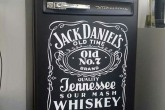 Холодильник в стиле Jack Daniel's