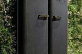 Джинсовые холодильники SMEG