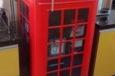 Холодильник-телефонная будка Лондона
