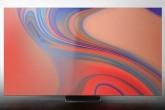 Безрамочный телевизор Samsung Q950T