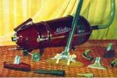 Первый пылесос в форме торпеды Miele