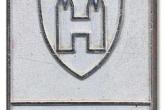 Логотип холодильника Helkama